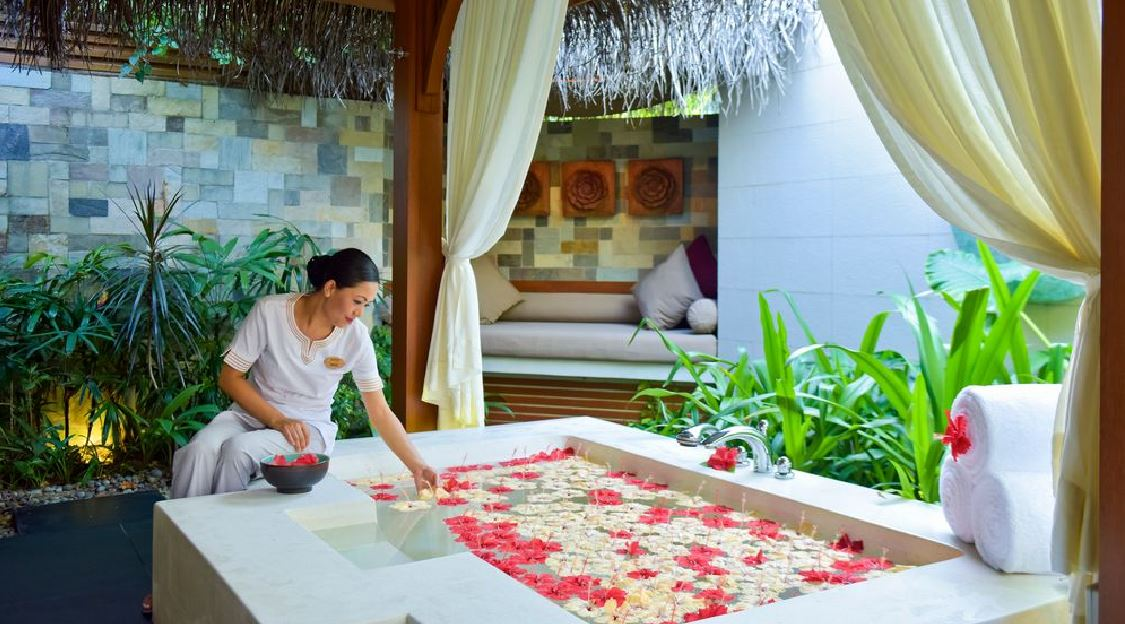 Image result for baros maldives spa