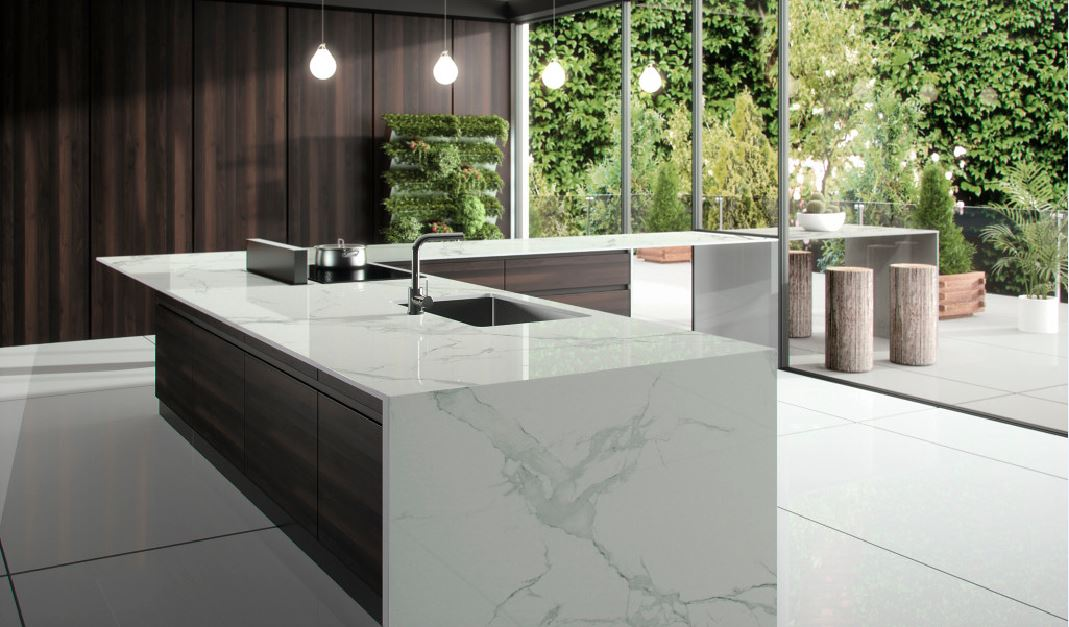 Dekton Surfaces By Cosentino The Ultimate Kitchen Worktop