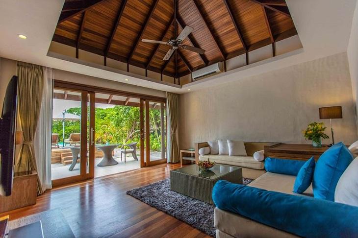 Reethi Beach Resort  Reethi Villa