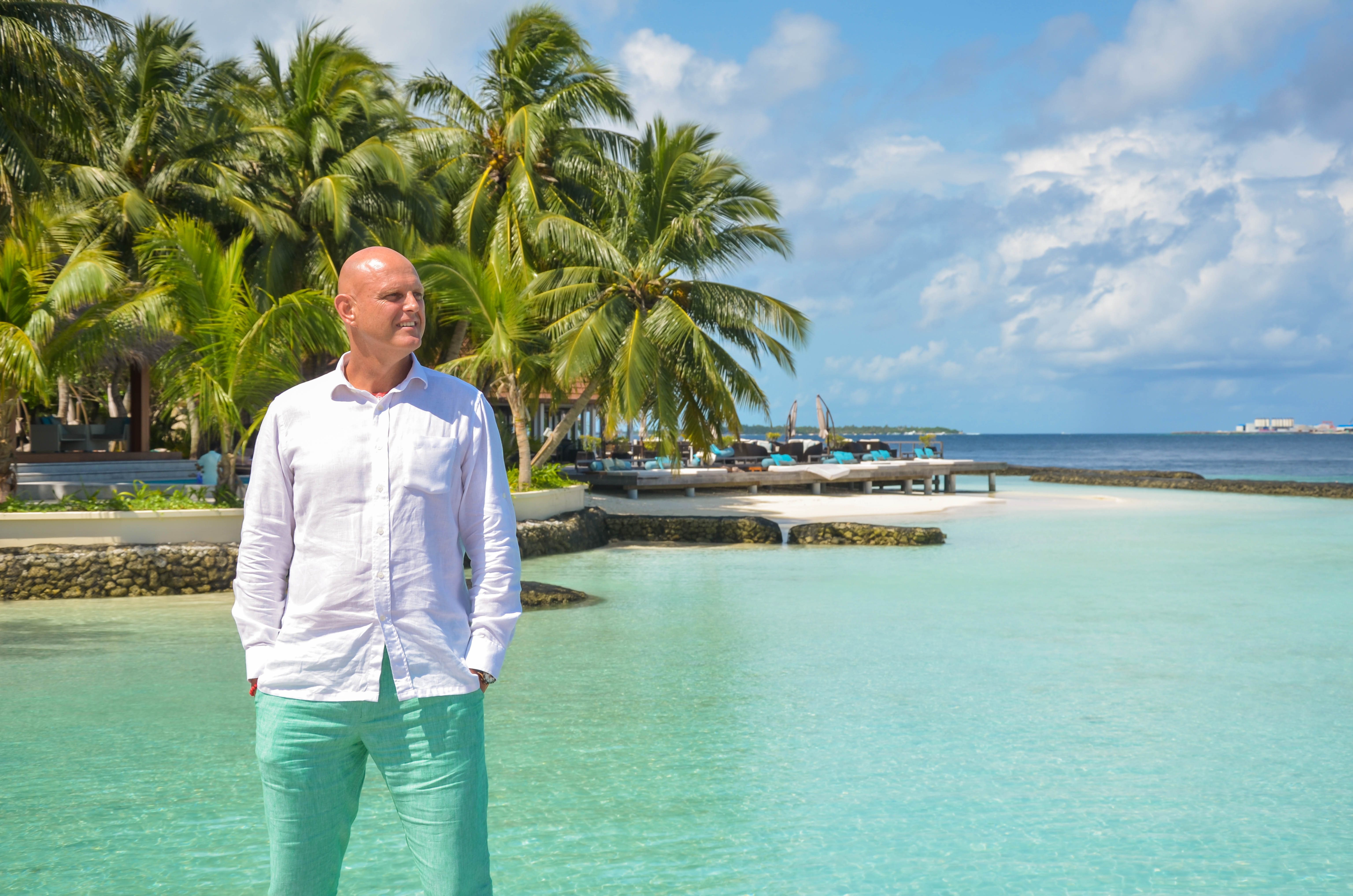 GM's View: Ryszard Majewski, General Manager, Kurumba Maldives |