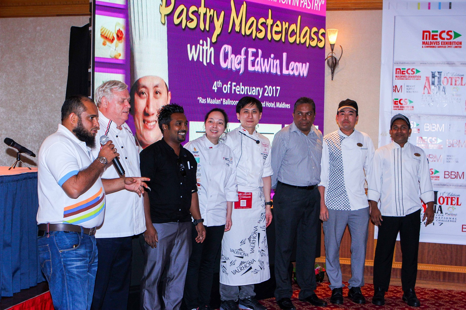 hotel asia culinary challenge 2016 winners to showcase talent in