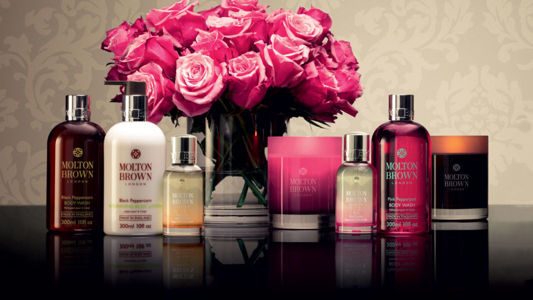 Molton brown welcome to the world of luxurious fragrance for Best molton brown scent