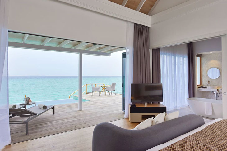 Kuramathi Island Resort Upgrades Facilities Under New Concept