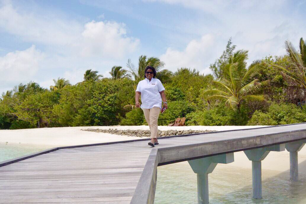 Women in Hospitality – Maria Shareef, Resort Manager at Summer Island Maldives