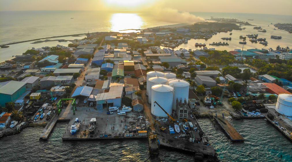 5b5d18cf8e The Hawks Pvt Ltd develops fuel farm on Thilafushi Island
