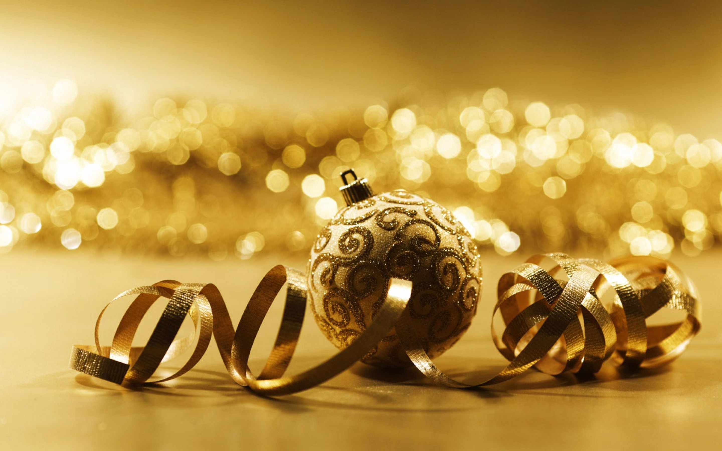 Free Desktop Wallpaper Beautiful Superb Super Cool Wallpapers Wide Screen Download Hd Golden Christmas 2 2880x1800