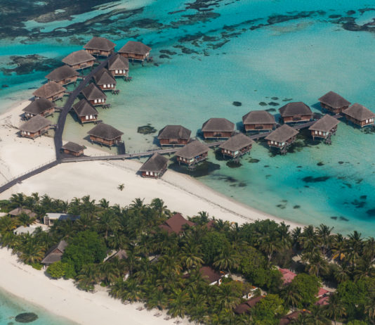 Tourism Sector In The Maldives